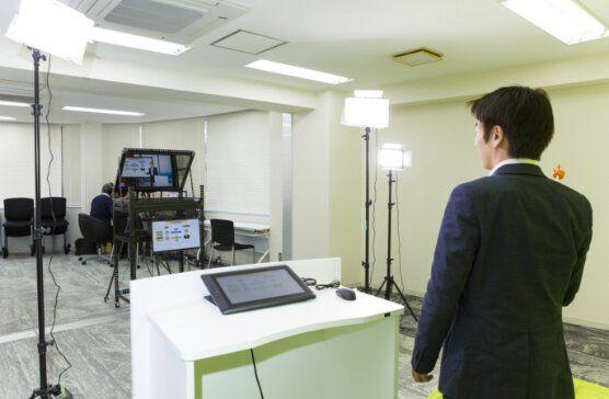 企業向けオンライン研修講師・教材開発