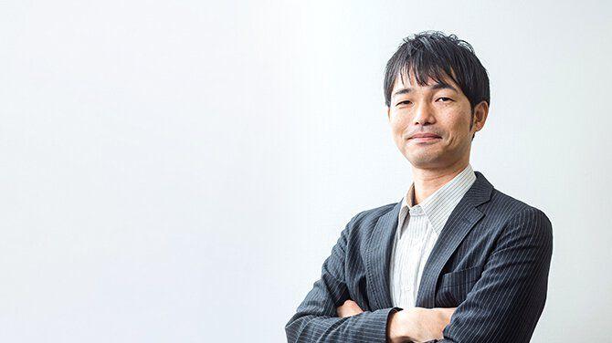 情報システム部 部長 佐藤 美智明画像